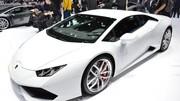 Lamborghini Huracan : Nos images au Salon de Genève