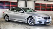 Essai BMW 435i coupé pour gentleman driver