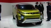 Mitsubishi AR Concept: haut perché