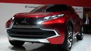 Mitsubishi XR-PHEV Concept: brutal