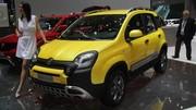 Fiat Panda 4x4 Cross : crapahuteuse des villes