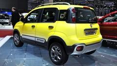 Fiat Panda Cross : encore plus 4X4 !