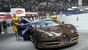 Bugatti Veyron 16.4 Légendes Rembrandt, au nom du frère