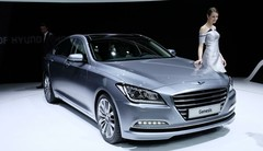 Hyundai Genesis : pour l'image