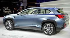Un SUV hybride dopé par 3 moteurs électriques !