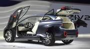 Subaru présente son concept VIZIV 2