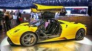 Pagani : la voiture comme objet d'art