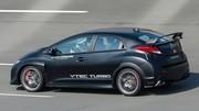 Essai Honda Civic Type R 2015 : Ca va souffler !