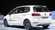 VW Golf Sportsvan : en version BlueMotion