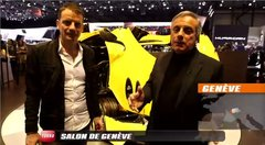 Emission Turbo spéciale Salon de Genève 2014