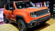Jeep Renegade : italo-américaine