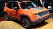 Le Jeep Renegade à l'assaut du Juke