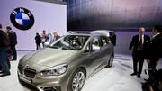 BMW au salon de Genève 2014