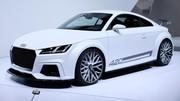 Audi TT quattro sport concept, future RS en filigrane