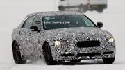 La future Jaguar XE se montre