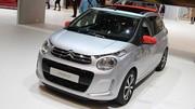 Citroën C1, les tarifs : elle débute à 9.950 €