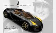 La Bugatti Veyron Grand Sport Vitesse Elizabeth Junek en fuite
