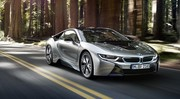 BMW i8 : les performances officielles