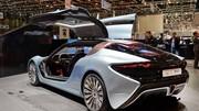 La voiture du futur, c'est elle !