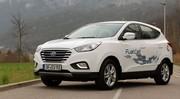 Premier contact avec le Hyundai ix35 à hydrogène