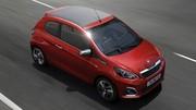 Prix Peugeot 108 : Subtiles différences