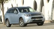 Essai Outlander PHEV : le SUV hybride rechargeable de Mitsubishi