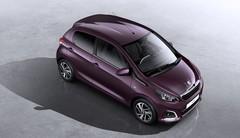 Les prix de la Peugeot 108