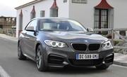 Marbella pour l'essai de la BMW M235i