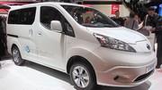 Nissan e-NV200 : à partir de 14 310 €