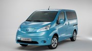 Nissan e-NV200 : un utilitaire électrique à prix cadeau