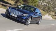 Essai Mercedes Classe C : passage en classe supérieure