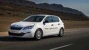 Peugeot 308 : record de consommation avec 2,8 l/100 km