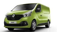 Renault dévoile le Trafic de 2014