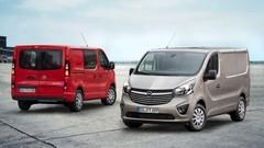 Le nouvel Opel Vivaro dévoilé