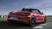Porsche Boxster GTS (2014) : 330 ch pour le plus puissant des Boxster