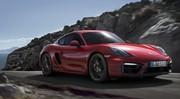 Porsche Boxster et Cayman GTS : pour 15 ch de plus