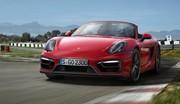 Porsche Cayman et Boxster GTS : têtes d'affiche