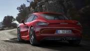 Porsche Boxster et Cayman déclinés en GTS