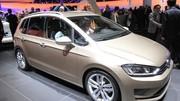 Volkswagen Golf Sportsvan : à partir de 20 490 euros