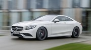 Mercedes dévoile la version 63 AMG de la nouvelle Classe S Coupé