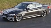 BMW M4 Cabrio : Quasi sans camouflage !
