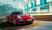 Porsche Boxster GTS & Cayman GTS