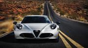 Alfa Romeo 4C : le choix des phares