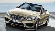 Mercedes Classe C Cabriolet : Un air nouveau