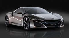 Honda NSX 2015 : de sortie à Goodwood