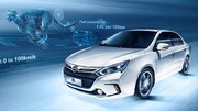 Une supercar chinoise signée BYD en préparation