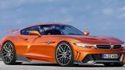 BMW et Toyota s'associent pour concevoir le remplaçant du Z4