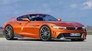 BMW et Toyota s'associent pour développer le nouveau Z4