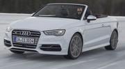 Essai Audi S3 Cabriolet : tempête en approche