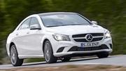 Essai Mercedes CLA 200 7G-DCT Fascination : Surtout du style